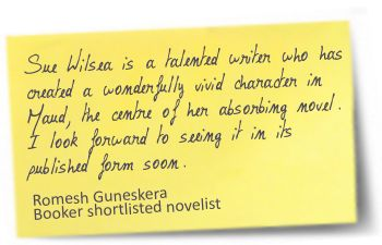 Quote from Romesh Guneskera, Booker shortlisted novelist