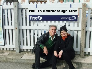 Felix and Sue aka The Hull to Scarborough Line